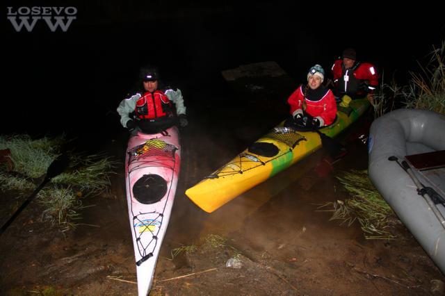 Осенние выезды на малые реки Карельского перешейка