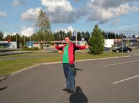 РОДЕО-СБОРЫ в августе, Финляндия(Лиекса). В Йо́энсуу