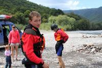 Осенний Кавказ 2013, учебно-тренировочный выезд